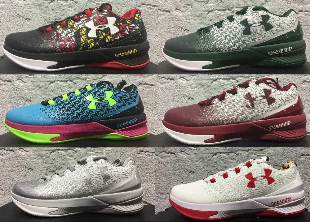 37a5ae472908 Details about New Men s Under Armour Clutchfit Drive 3 Low Basketball Shoe  -All Colors   Sizes