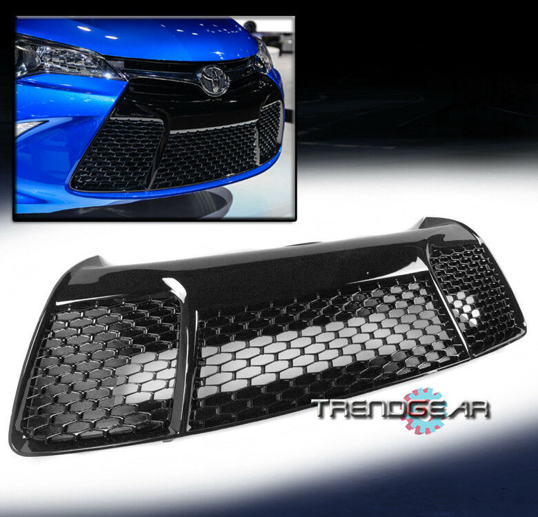 2017 Camry Xse >> NEW 2015-2017 TOYOTA CAMRY XSE FRONT BUMPER LOWER GRILLE ...