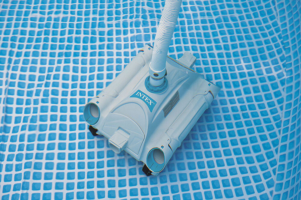 Intex Swimming Pool Above Ground Cleaner Automatic Vacuum