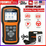 ABS Airbag SRS Reset Car Scanner Diagnostic Tool OBD2 Foxwell Auto Code Readers