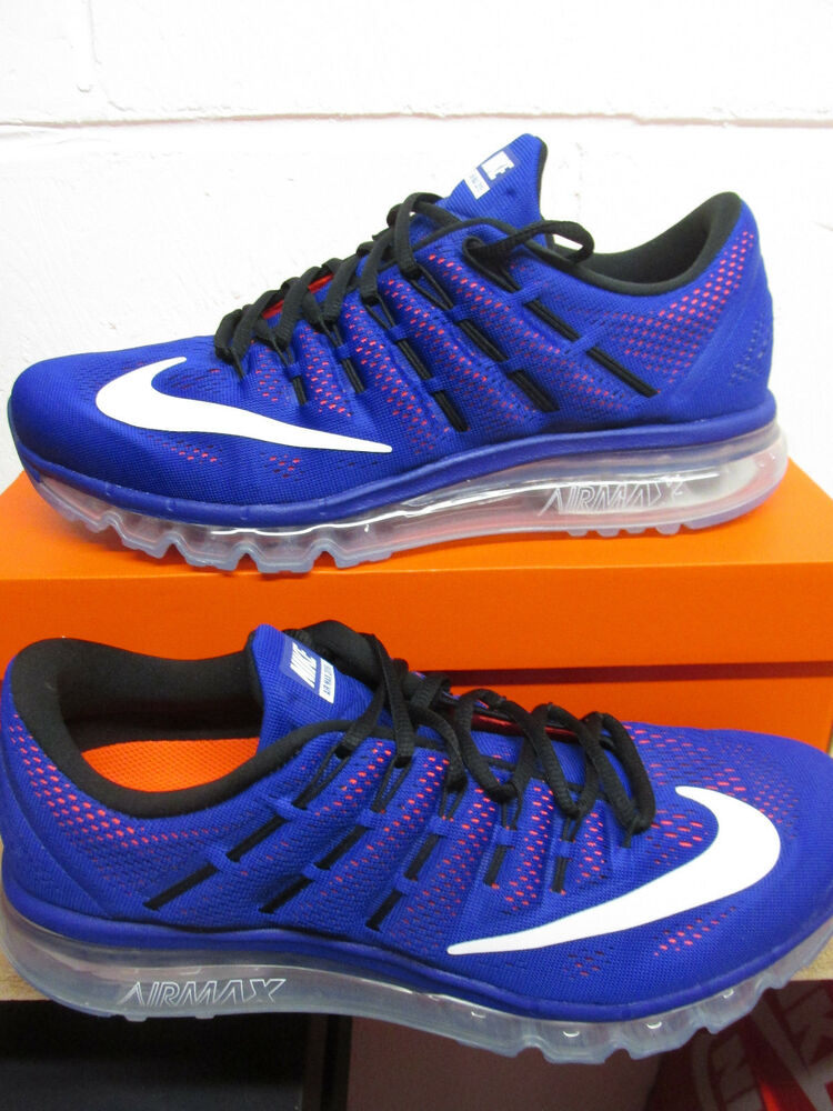 4b1984ee915e Details about Nike air max 2016 mens running trainers 806771 405 sneakers  shoes