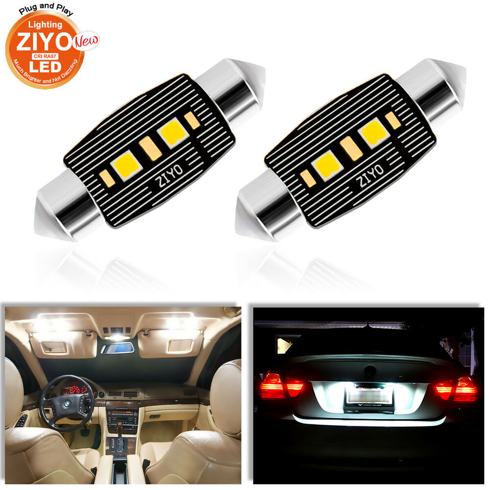 s l1000 1x white led door glove box trunk footwell light for audi a4 s4 b5 2017 A4 Black at alyssarenee.co