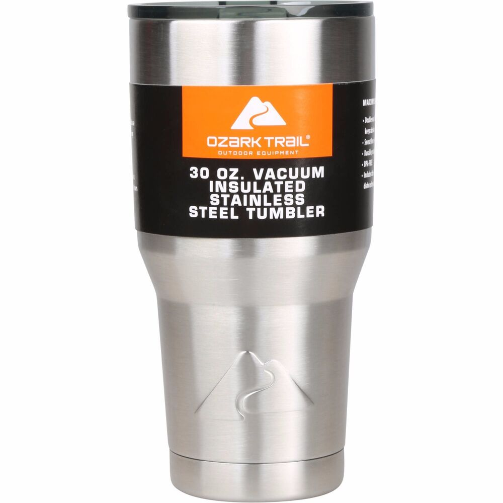 Ozark Trail 30 Oz Double Walled Tumbler Vacuum Stainless