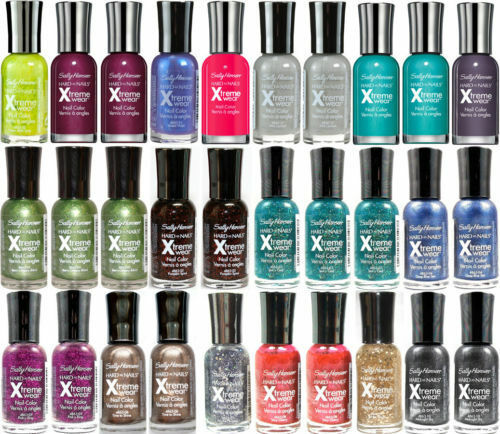 Sally Hansen Hard As Nails Xtreme Wear Nail Polish (CHOOSE