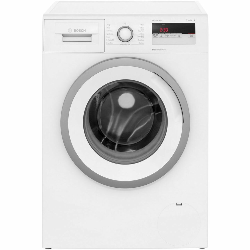 bosch wan28150gb serie 4 a rated 8kg 1400 rpm washing machine white new 4242005053759 ebay. Black Bedroom Furniture Sets. Home Design Ideas