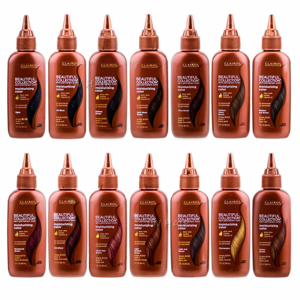 Clairol Professional Beautiful Collection Semipermanent
