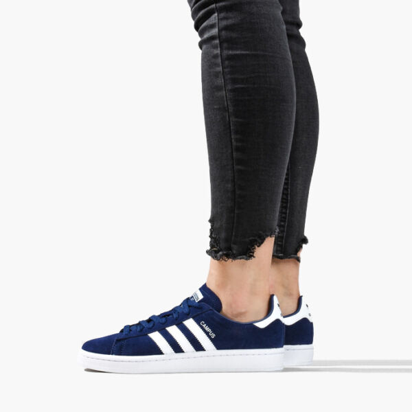 wholesale dealer 3afe4 b2759 SCARPE DONNA JUNIOR SNEAKERS ADIDAS ORIGINALS CAMPUS  BY9579