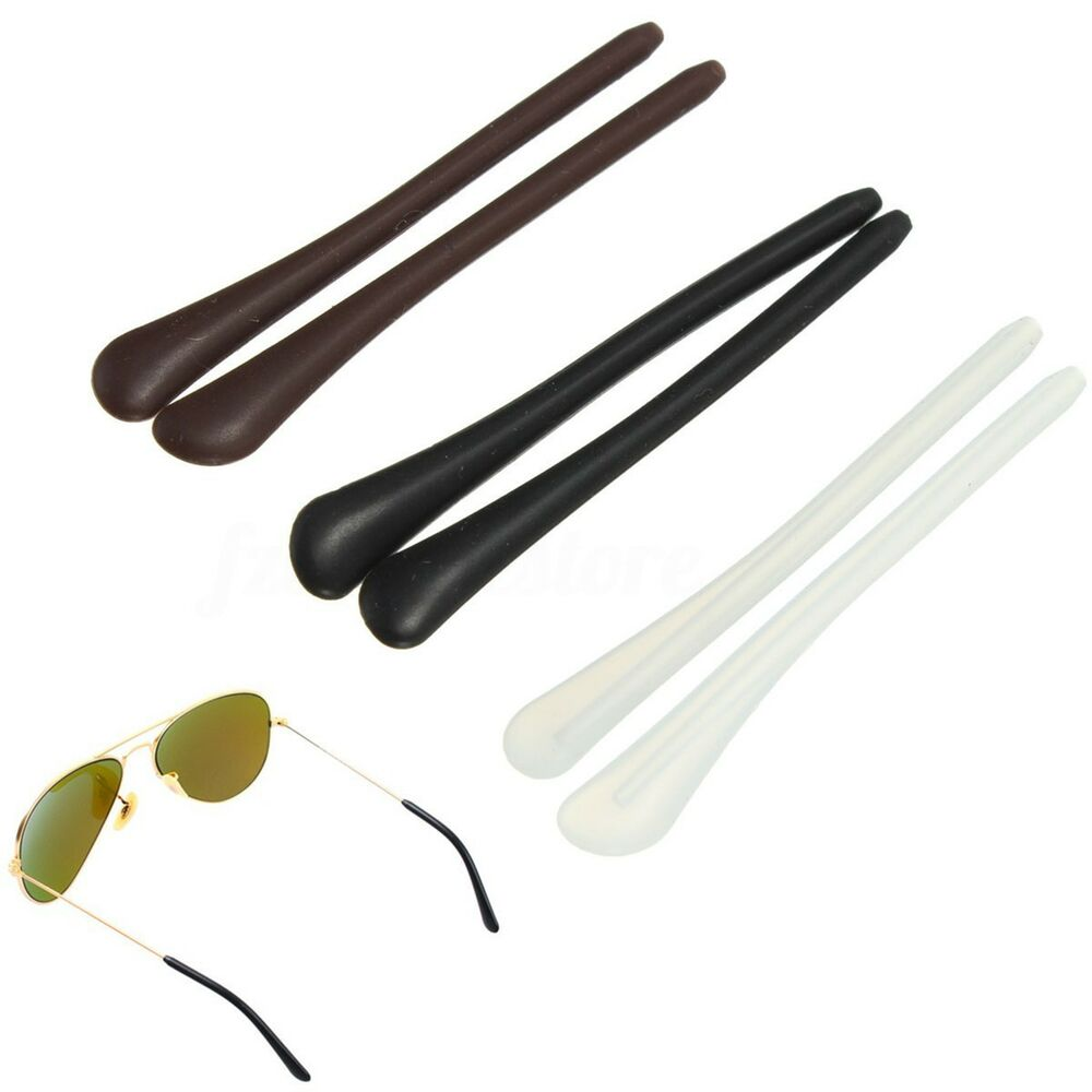 ca3be632479a Details about Glasses Eyeglasses Spectacle Sunglasses Temple Tips End Arm  Cover Ear Tubes