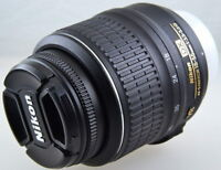 NEW Nikon AF-S DX NIKKOR 18-55mm f/3.5-5.6G VR II Lens (White Box) UK NEXTDAY D