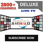 IPTV SUBSCRIPTION SERVICE 1 MONTH CROWN TV - 2800+ LIVE TV / 12000+ VOD / IPTV