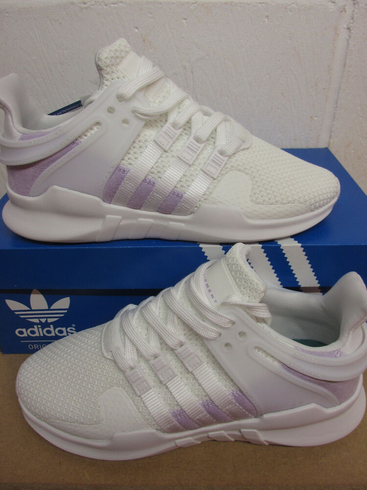 official photos 5875e 5b71d Details about Adidas Originals EQT Support ADV Womens Running Trainers  BY9111 Sneakers