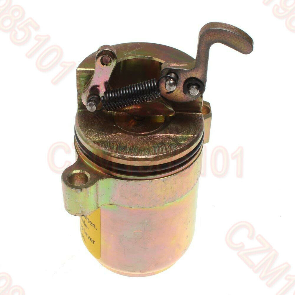Solenoid 04272733 For Bobcat skid steer loader 863/873 & DEUTZ BF4M1011F  Engine