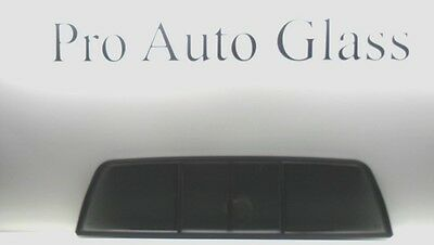 Rear Sliding Back Window Privacy Tinted Glass for a 1995-2004 Toyota Tacoma