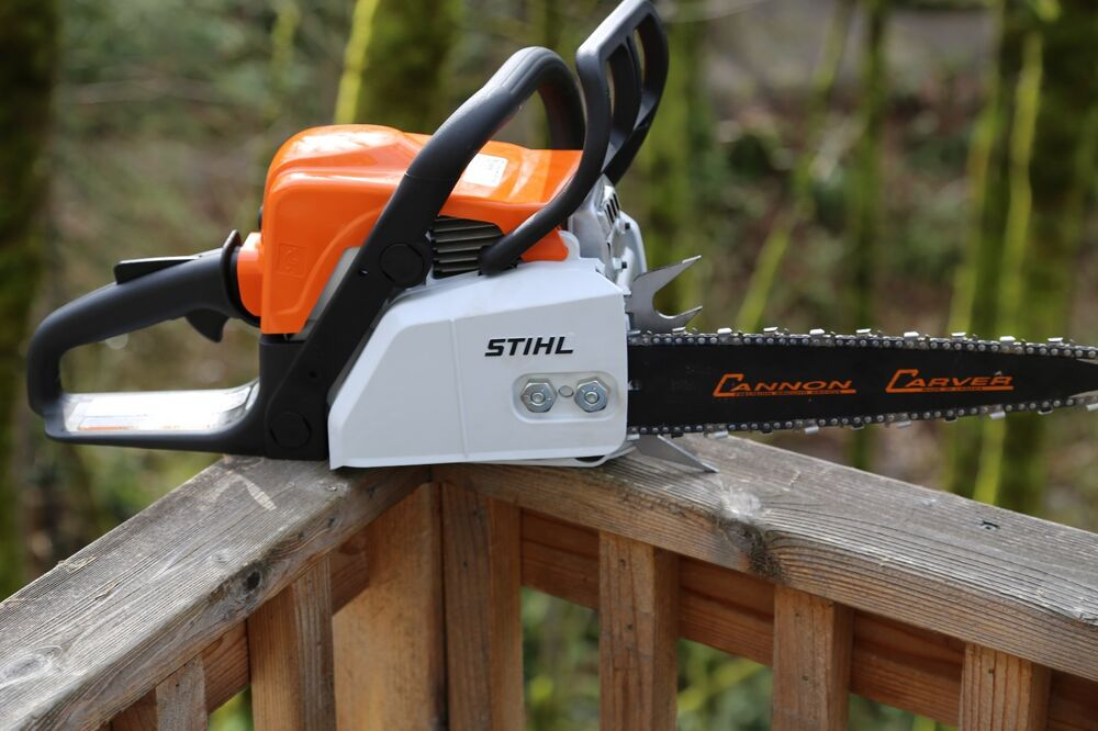 Piltz stihl ms timber framer inch carving saw
