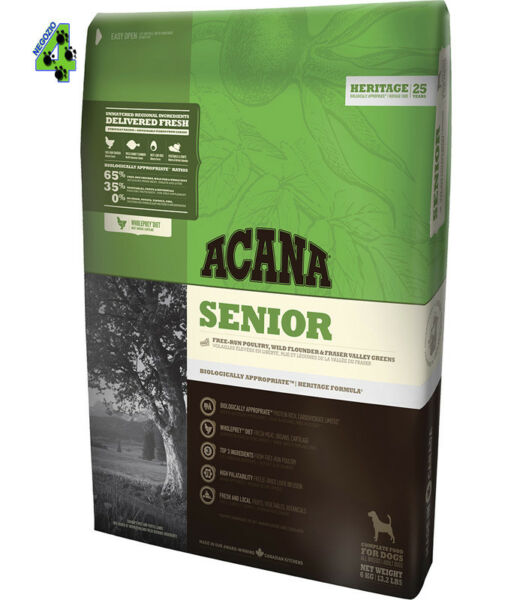 Acana Dog Senior 11,4 kg Cane
