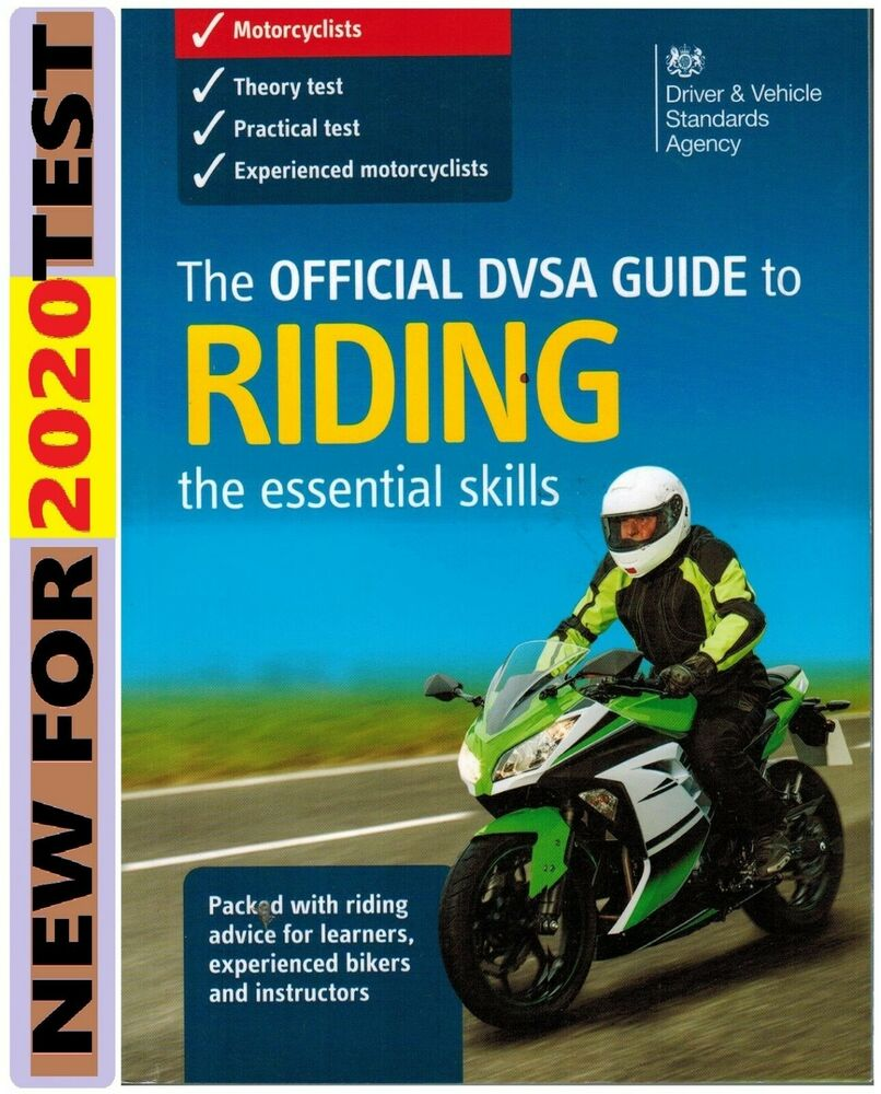 2018 official dsa guide to riding manual book the essential skills rh ebay co uk dvsa guide to riding pdf Davenport School of the Arts