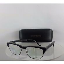 Brand New Authentic Gold and Wood B28.1 Matte Black 52mm Frame Made in Lux