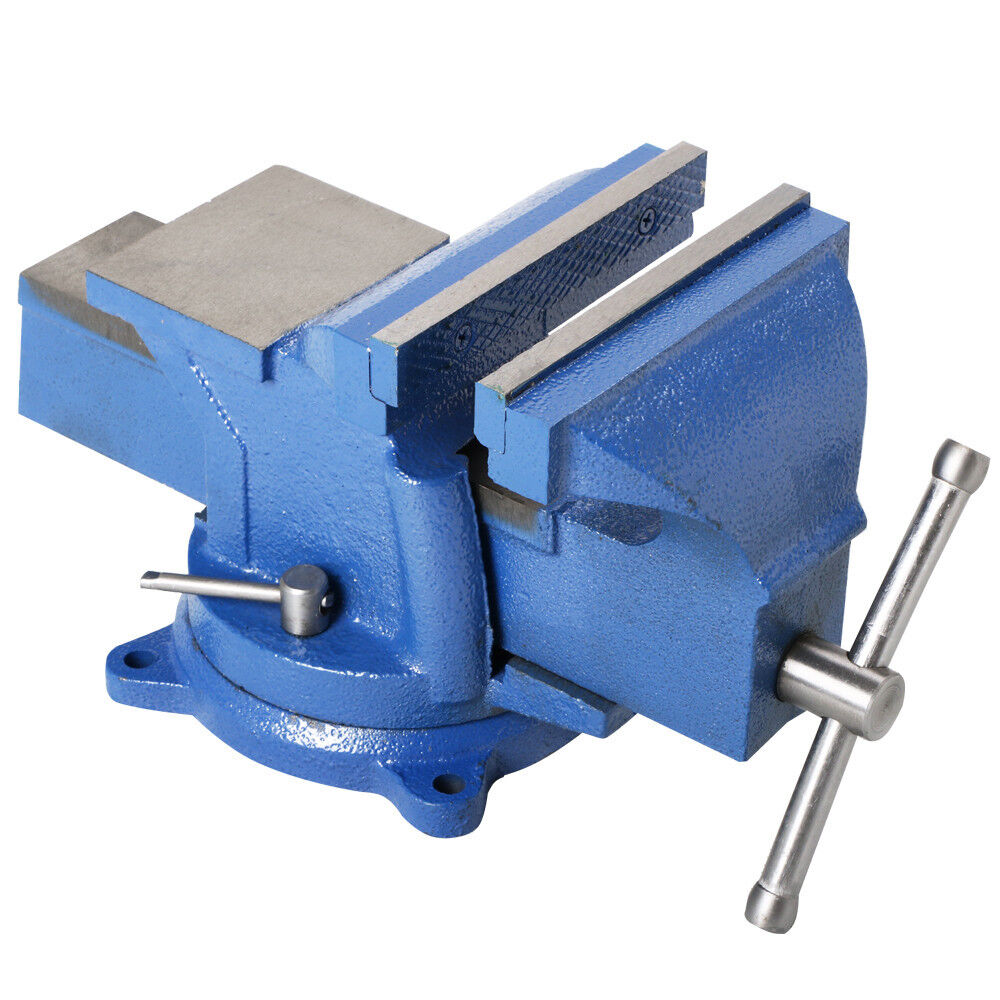 Heavy Duty 5 Quot Work Bench Vice Vise Workshop Clamp Engineer