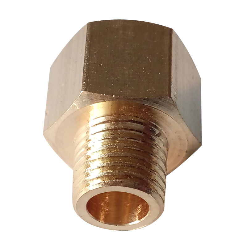 Bsp npt adapter quot male bspt to female brass