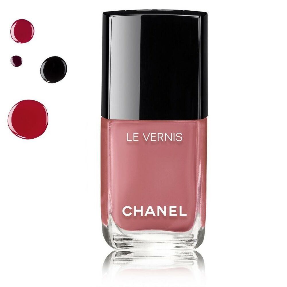 CHANEL Le Vernis LongWear Nail Colour Nail Polish 491 ROSE