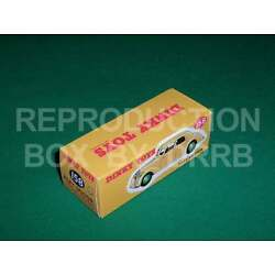 Dinky #158 Riley Saloon (cream) - Reproduction Box by DRRB