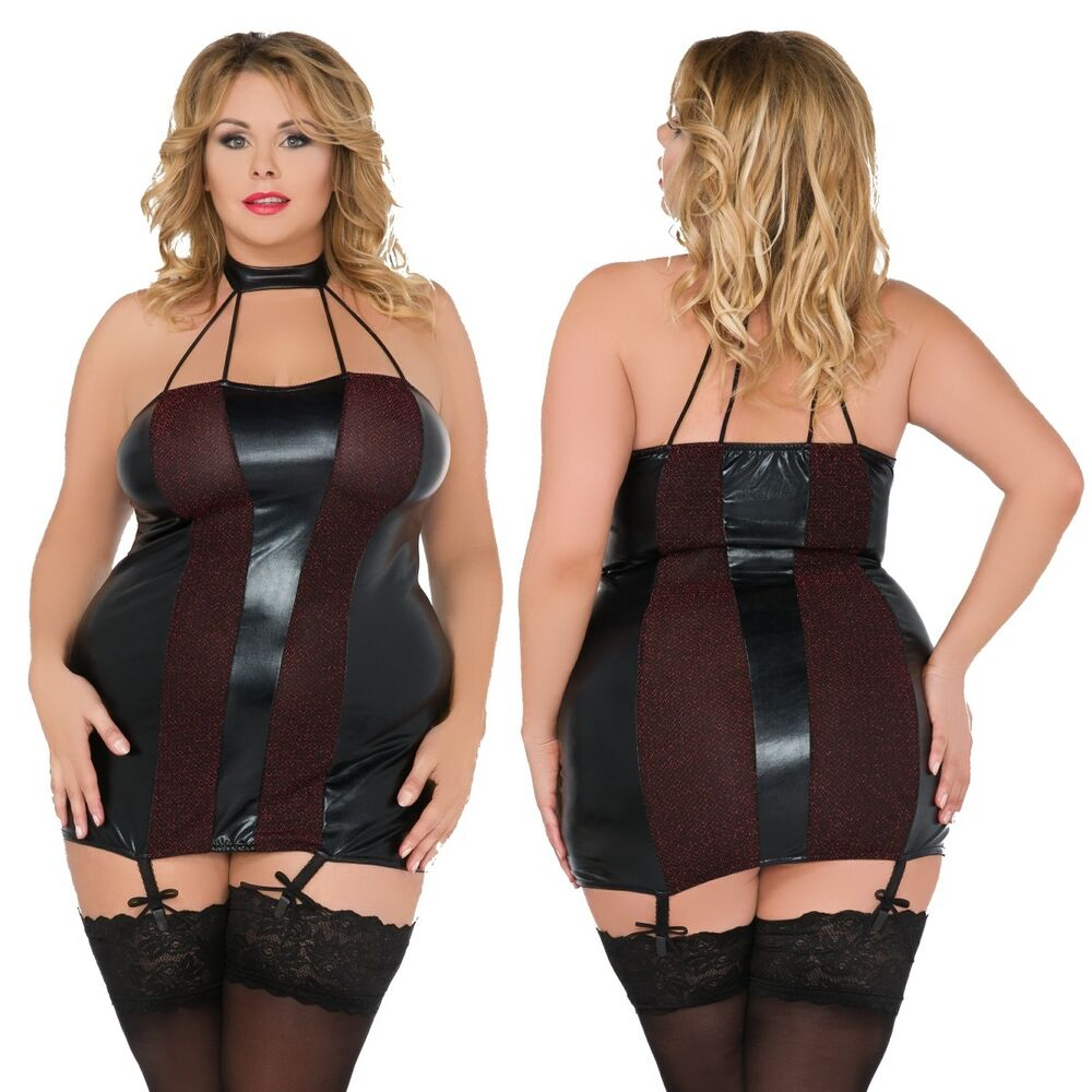 a227cabe4c Details about Plus Size Black Basque 18 20 22 24 26 28 Sexy Bedroom Lingerie  Nightwear SB1019
