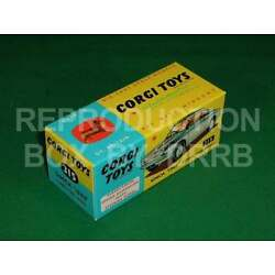 Corgi #315 Simca 1000 Competition - Reproduction Box by DRRB