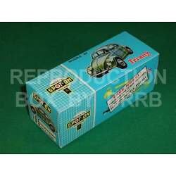 Spot-On #195 Volkswagen (Rally Car) - Reproduction Box by DRRB