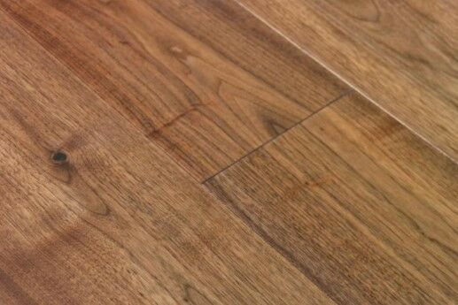 Engineered American Walnut Wood Floor Real Flooring Hardwood 191mm