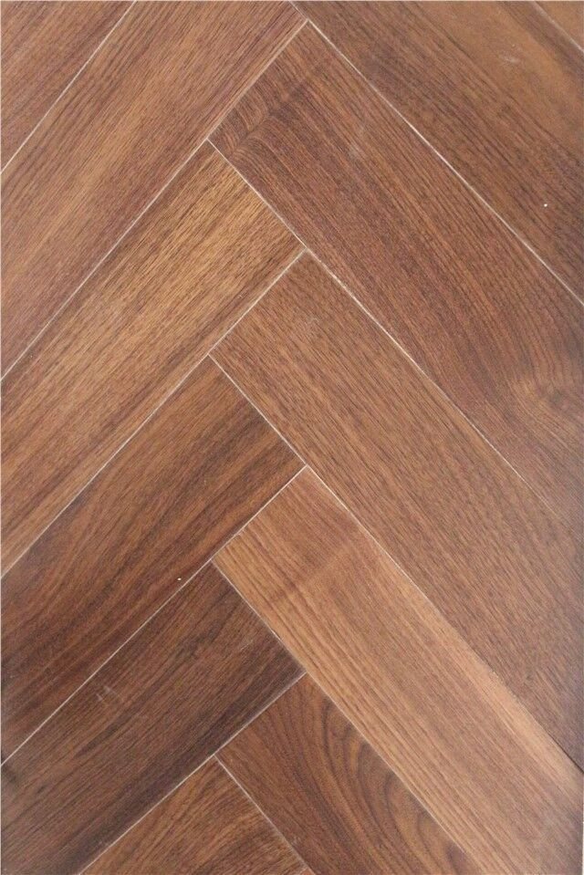 Nexus Engineered Herringbone American Walnut 14mm X 2mm X 100mm Wood