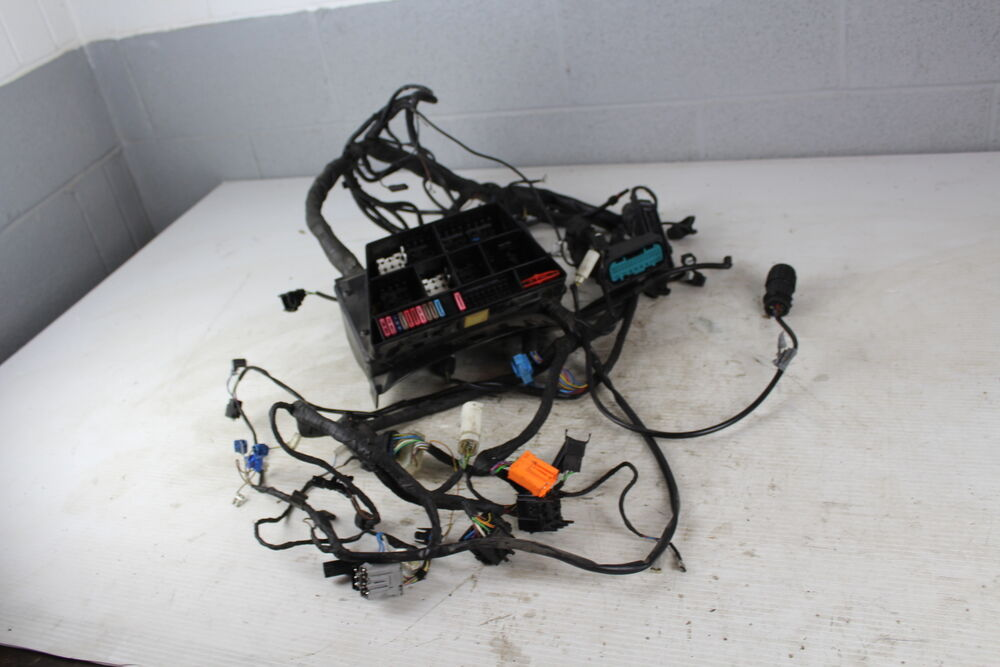 2004 bmw r1150rt p main engine wiring harness motor wire loom ebay. Black Bedroom Furniture Sets. Home Design Ideas