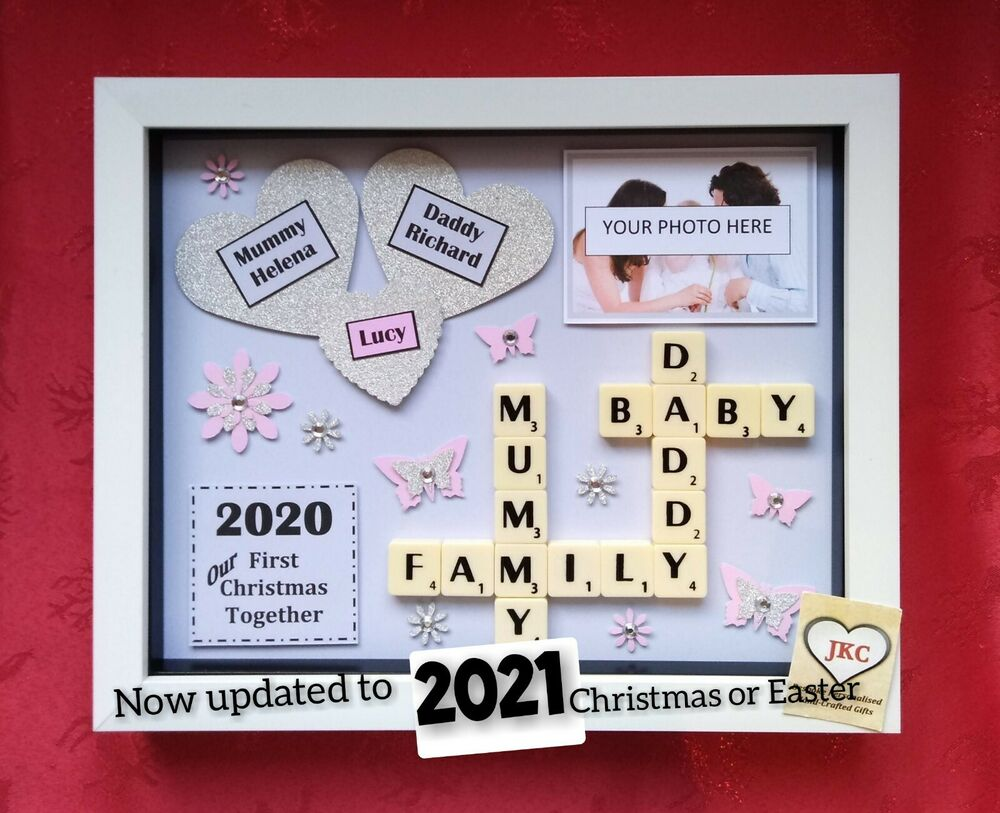 MUM MOTHER MOTHERS DAY GIFT PERSONALISED PICTURE FRAME QUOTE ...