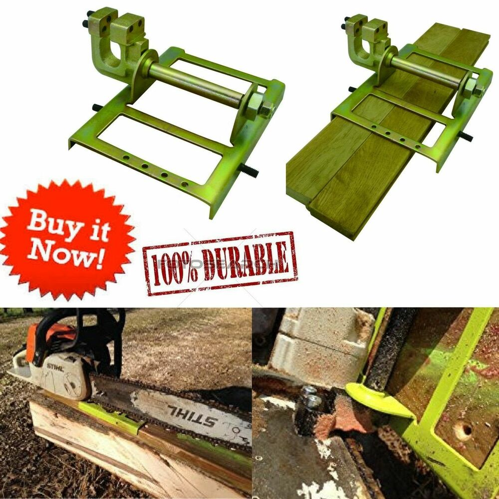 Wood Cutting Guide Lumber Saw Steel Timber Chainsaw