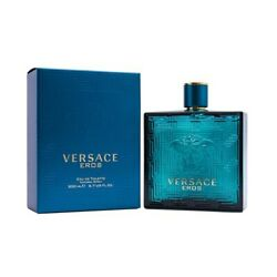 Kyпить Versace Eros by Gianni Versace 6.7 / 6.8 oz EDT Cologne for Men New In Box на еВаy.соm