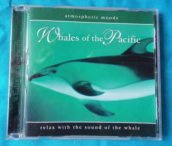 Atmospheric Moods - Whales of the Pacific CD