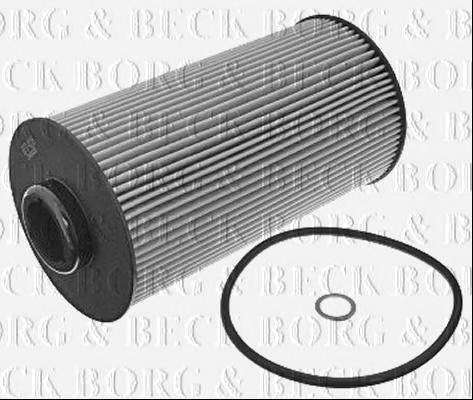 Borg Beck Bfo4116 Oil Filter Rc1108482p Oe Quality