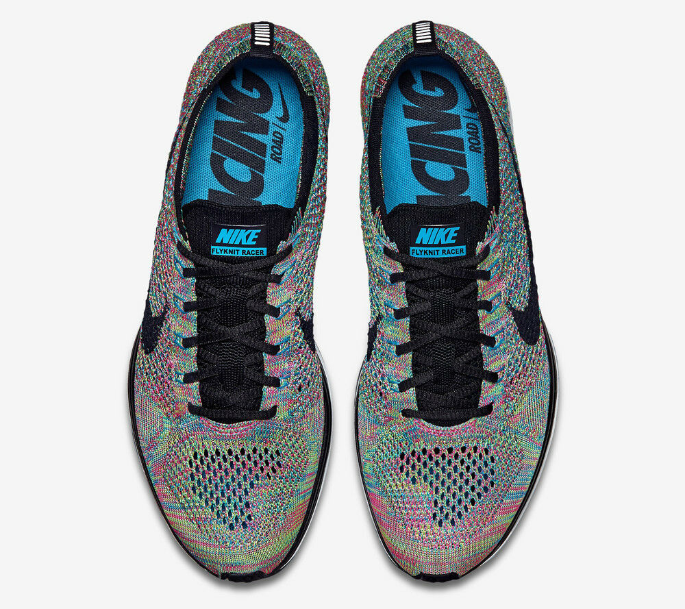 8b1e09edf846d Details about Nike Flyknit Racer