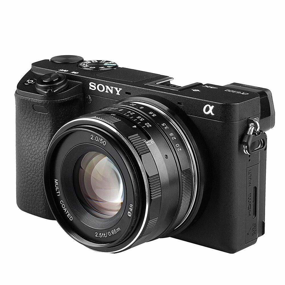 How to manual focus on sony nex 5t