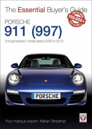 Porsche 911 (997) - 2nd generation: model years 2009 to ...