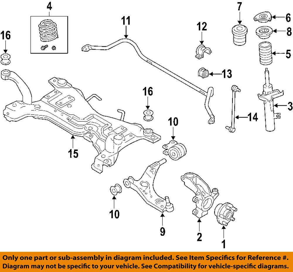 oem right shock used fwd shocks for fits catalog and sale strut struts front volvo assembly