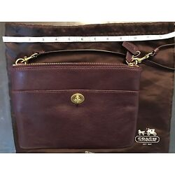 Coach, cross body, new, dust bag included
