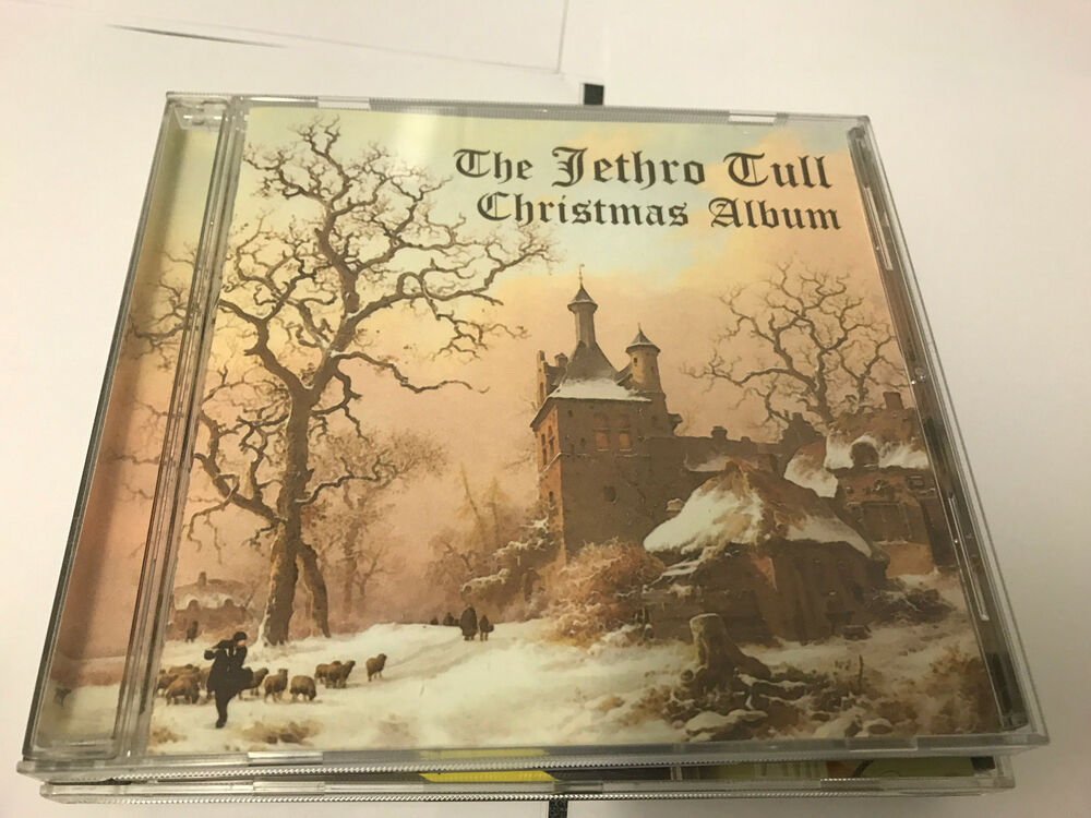 Jethro Tull - Christmas Album (2003) MINT - RARE CD | eBay