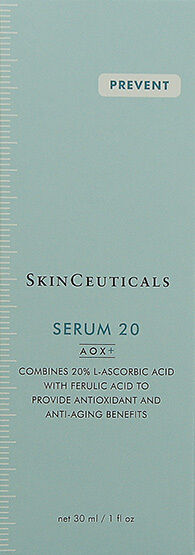 Skinceuticals Serum 20 Aox+ Normal Oily Skin 30ml(1oz) Anti Aging Brand