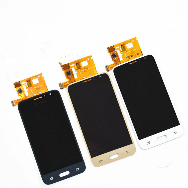 New Lcd Display Touch Screen Digitizer For Samsung Galaxy J1 2016 Touchscreen A800 A8 2015 Gold Oem J120 J120a F H Ebay