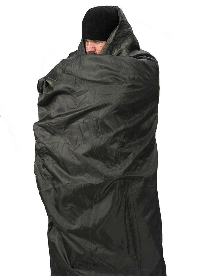 Snugpak Insulated Jungle Travel Blanket - Black 8211650110021  f4cac5153
