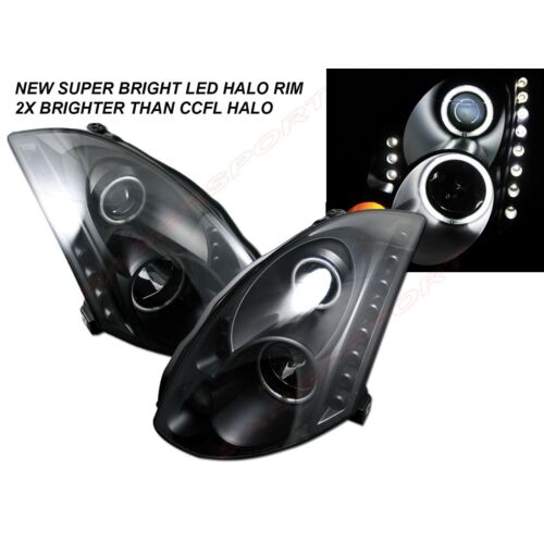set-of-ccfl-halo-black-hid-ver-headlights-w-led-stripe-for-20032005-g35-coupe