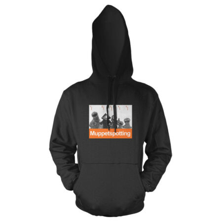 img-Muppets Trainspotting funny mash up Adults Hoodie