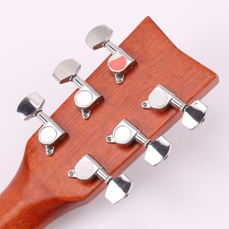 acoustic guitar string semiclosed tuning pegs tuners heads music knob us ebay. Black Bedroom Furniture Sets. Home Design Ideas