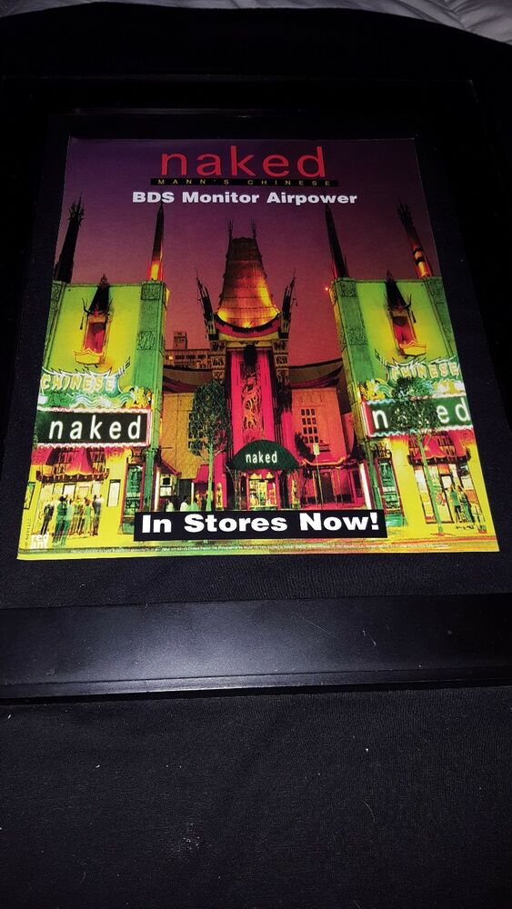 The Naked Radio, The Daily Poster - Master Post(er