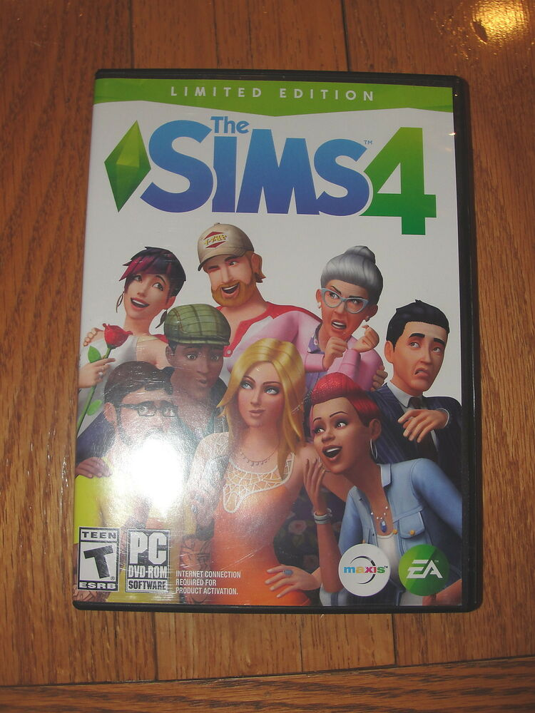 activation code for the sims 4 limited edition